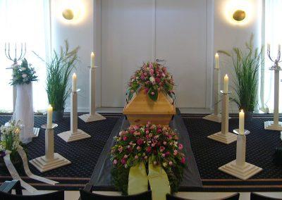 Wellborg-Bestattungen FEIERHALLE 1020550