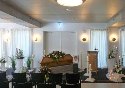 Wellborg-Bestattungen FEIERHALLE 1040562