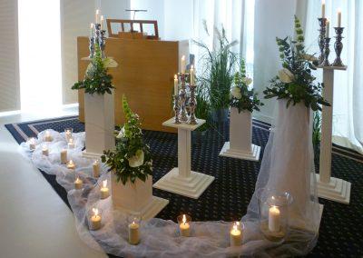 Wellborg-Bestattungen FEIERHALLE 1040699