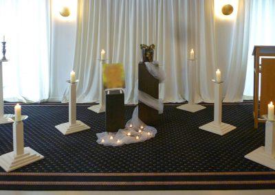Wellborg-Bestattungen FEIERHALLE 1040702