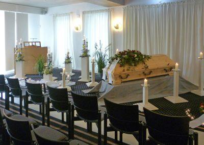Wellborg-Bestattungen FEIERHALLE 1040763