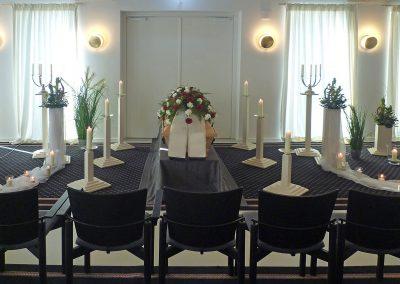 Wellborg-Bestattungen FEIERHALLE 1060747