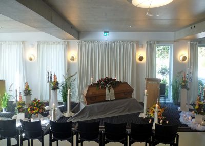 Wellborg-Bestattungen FEIERHALLE 1070250