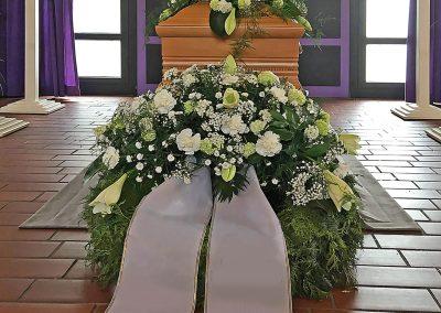 Wellborg-Bestattungen KRANZ 0007829