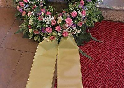 Wellborg-Bestattungen KRANZ 0009091