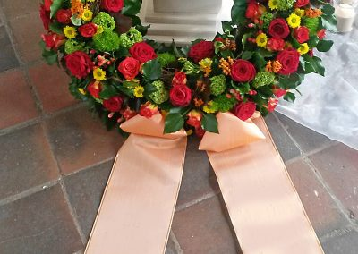 Wellborg-Bestattungen KRANZ 0125917