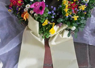 Wellborg-Bestattungen KRANZ 0125924
