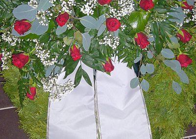 Wellborg-Bestattungen KRANZ 1020403