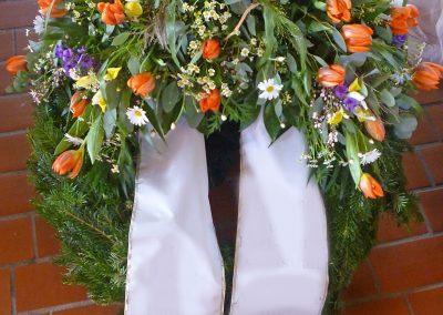 Wellborg-Bestattungen KRANZ 1040425