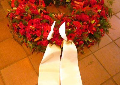 Wellborg-Bestattungen KRANZ 1040539