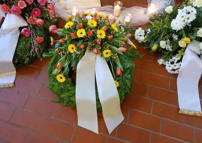Wellborg-Bestattungen KRANZ WA0034