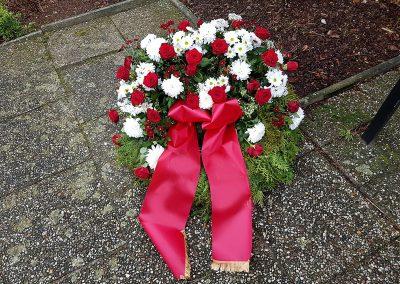 Wellborg-Bestattungen KRANZ WA0036