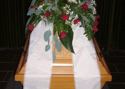 Wellborg-Bestattungen SARGGESTECK 1020404
