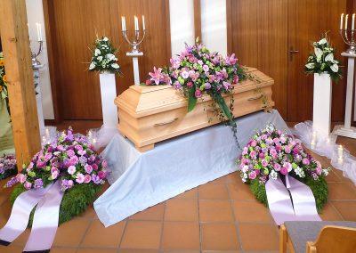 Wellborg-Bestattungen SARGGESTECK 1040428