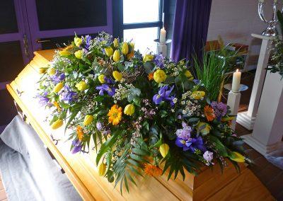 Wellborg-Bestattungen SARGGESTECK 1040429