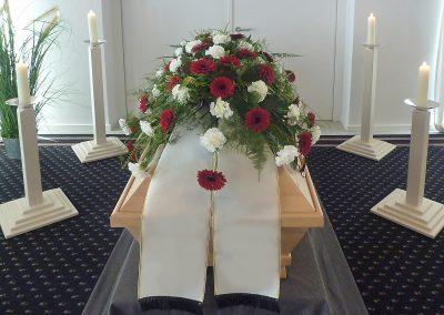 Wellborg-Bestattungen SARGGESTECK 1060749
