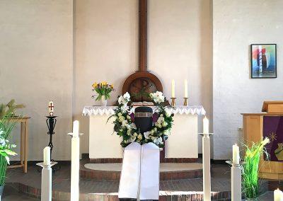 Wellborg-Bestattungen URNENGESTECK 0006595