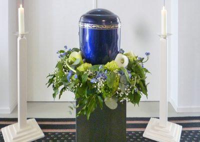Wellborg-Bestattungen URNENGESTECK 1040535