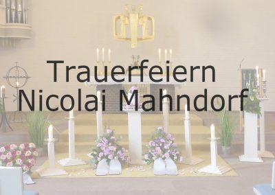 NICOLAI Mahndorf